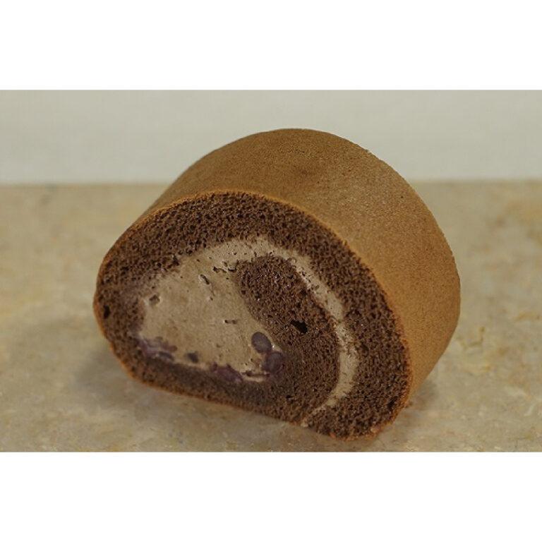 houjicha-rollcake